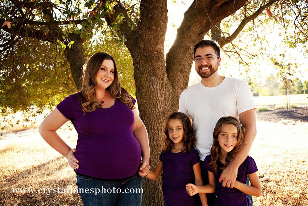maternity portraits in carmichael california