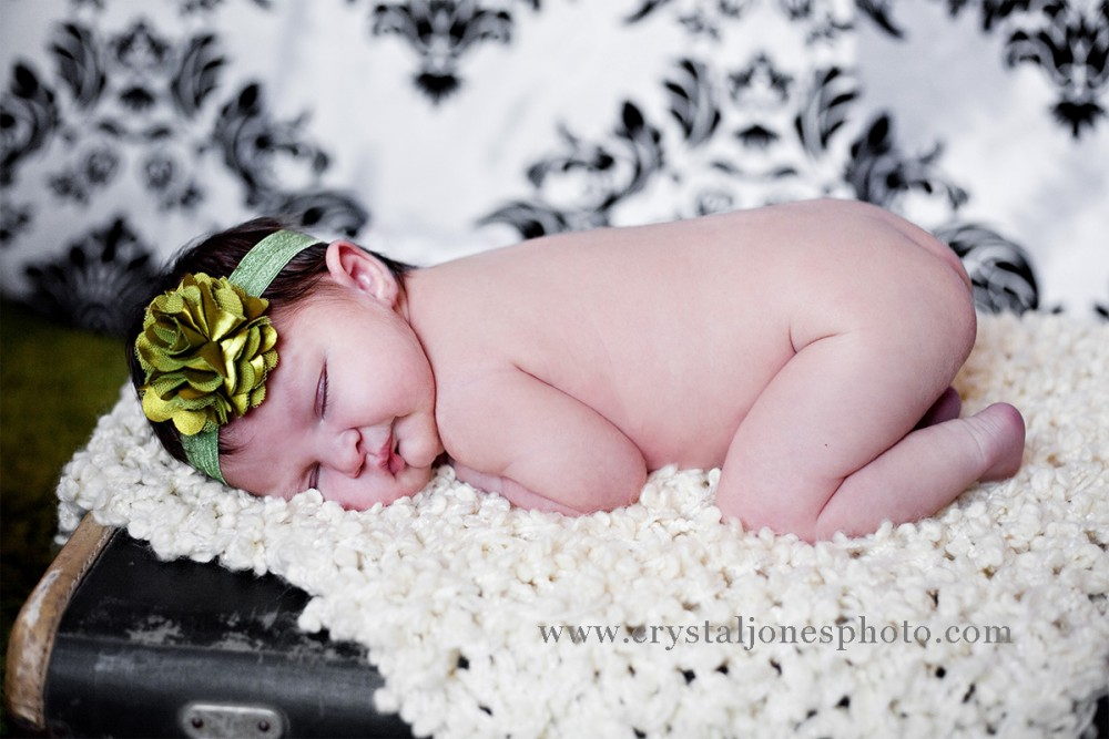 in home professional newborn portraits in roseville california