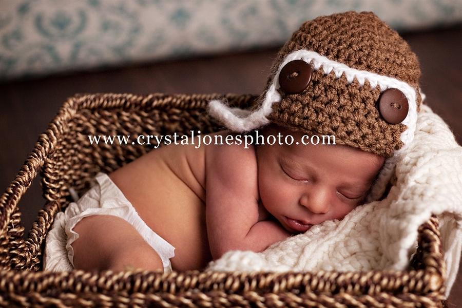 In Home Stylized Newborn Session in Sacramento CA