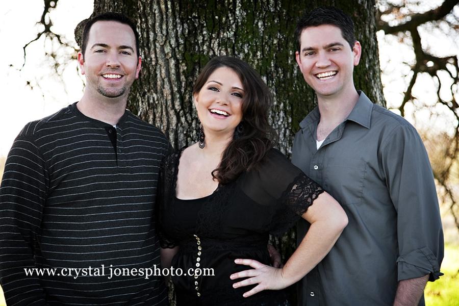 Extended family portraits in roseville ca