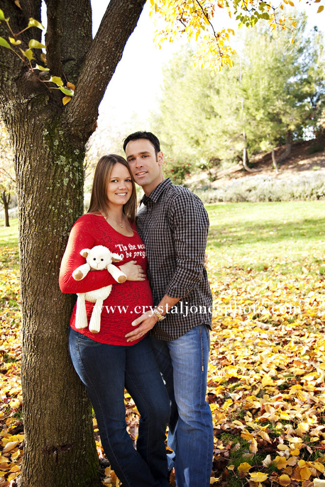Couples maternity portraits in Rocklin CA