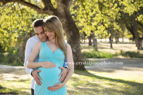 roseville outdoor maternity portraits