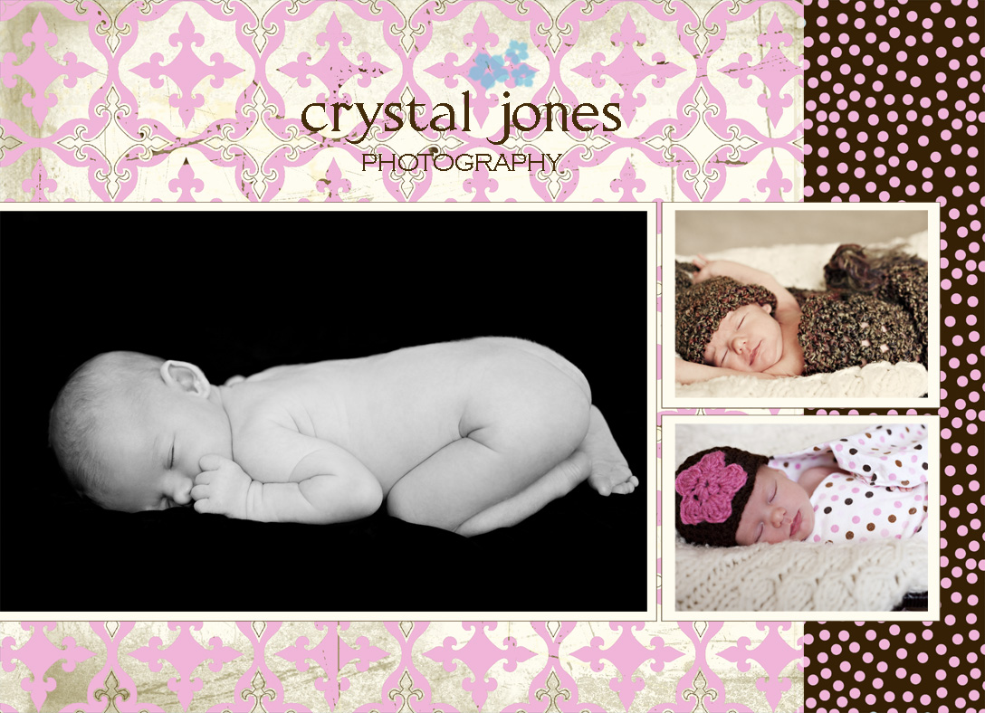 natural light newborn photography in roseville california with custom birth announcements