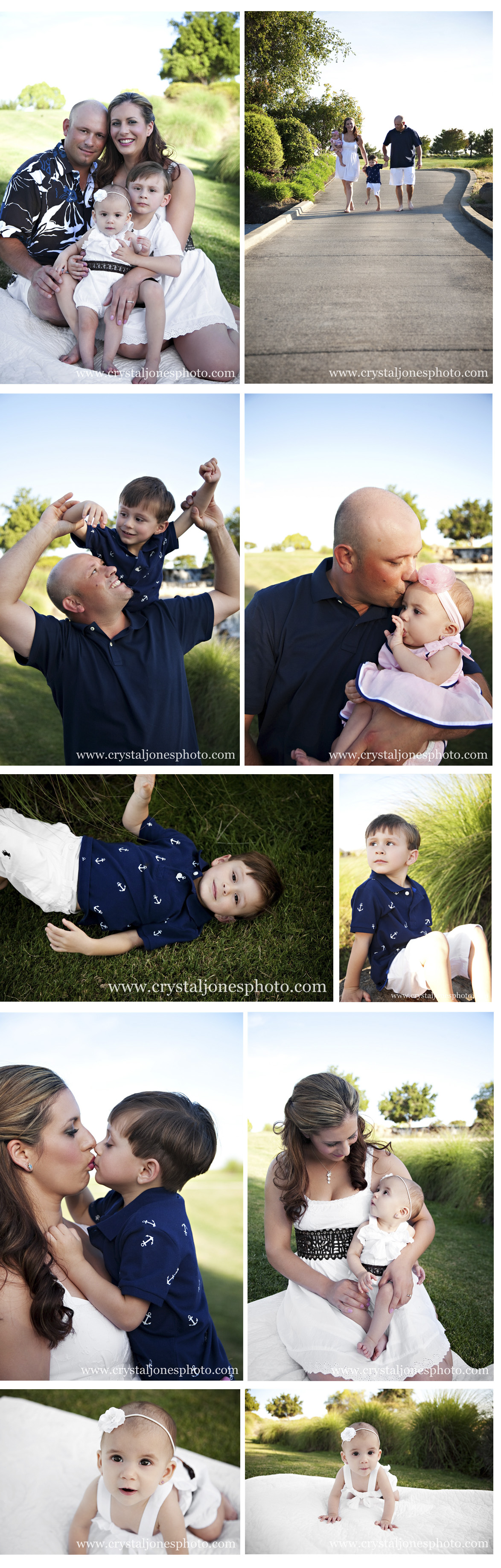 family portraits at lincoln hill golf club in lincoln california