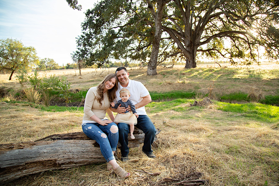 Family Photos with Baby Girl in Roseville CA 082