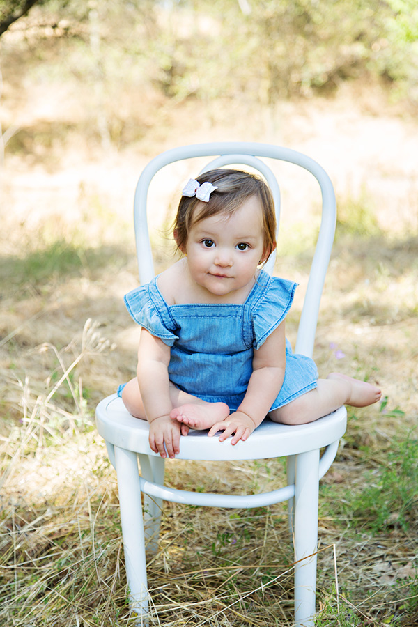 One Year Old Milestone Portraits in Roseville CA 031