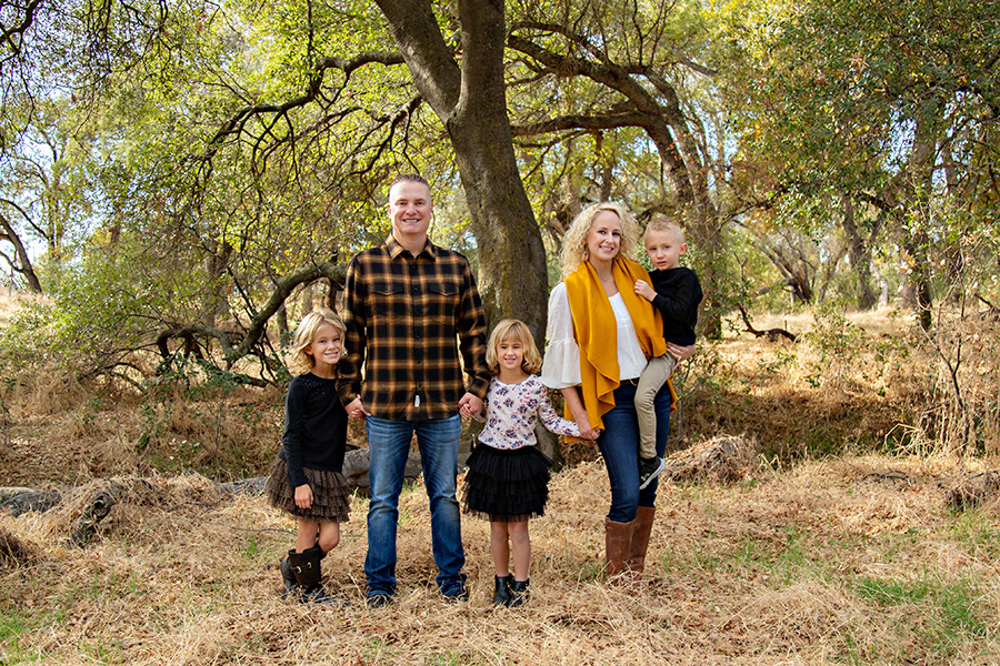 Outdoor Family Photos in Roseville CA 055