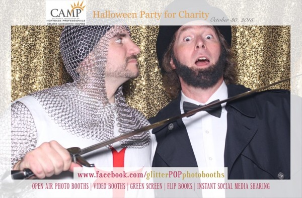 glitter pop photobooths halloween party