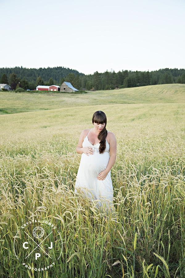 Outdoor Maternity Roseville 087