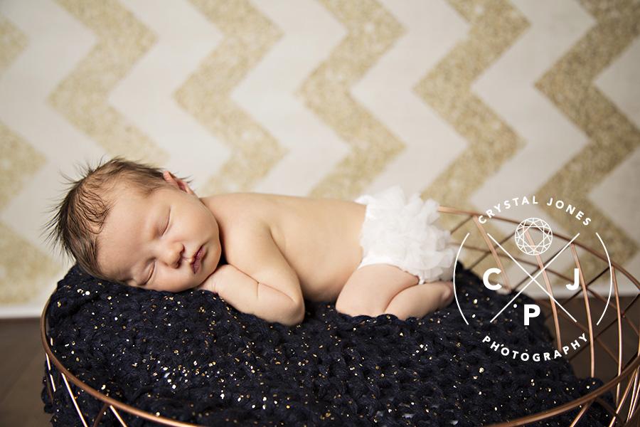 professional newborn photos in your home el dorado hills california