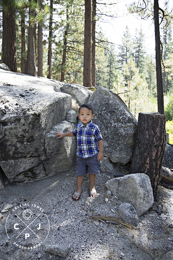 Lake Tahoe Professional Family Portraits