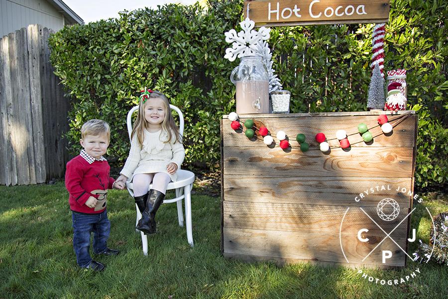 Holiday Mini Sessions Rocklin CA