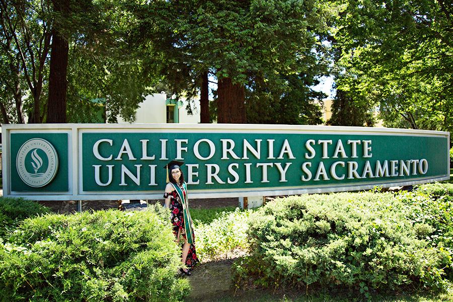 Instagram Worthy Grad Portraits in Sacramento CA