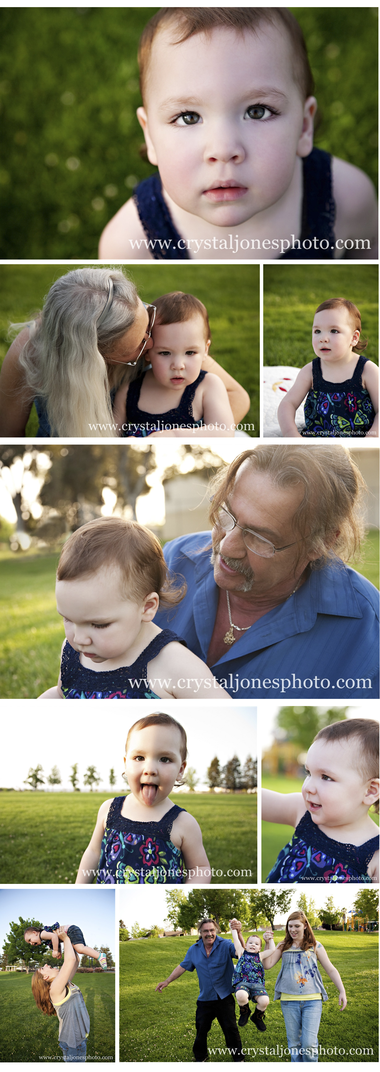 outdoor family session in rocklin california