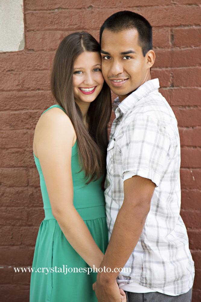 Adorable couple photos in midtown Sacramento