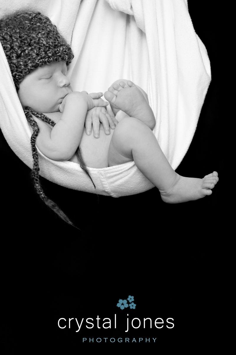 studio newborn portraits rocklin california