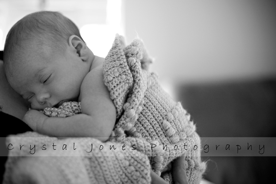 natural light newborn photos in roseville california