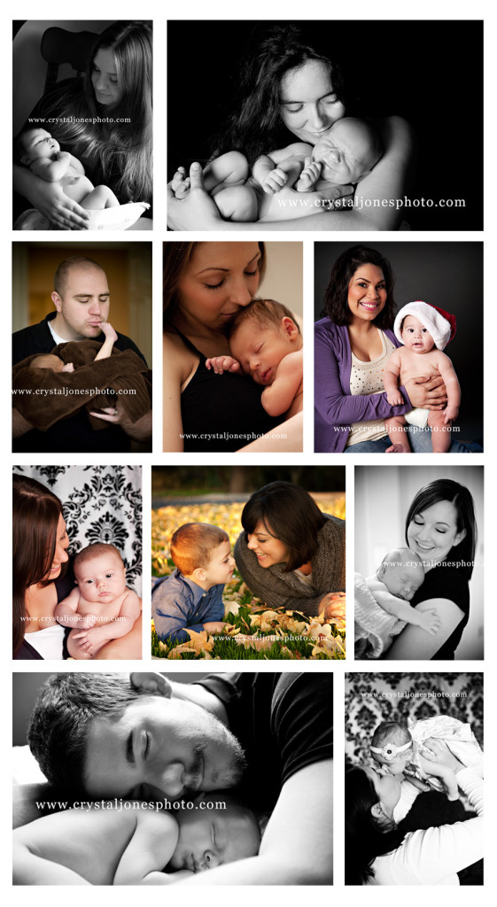 roseville california professional family portraits