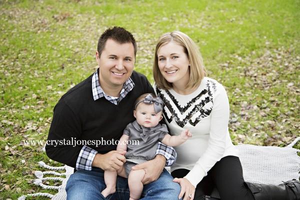 Springview Johnson Park Rocklin California Family & Baby Portraits