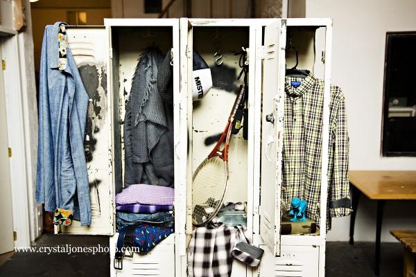 fashion shoot for rampant sf