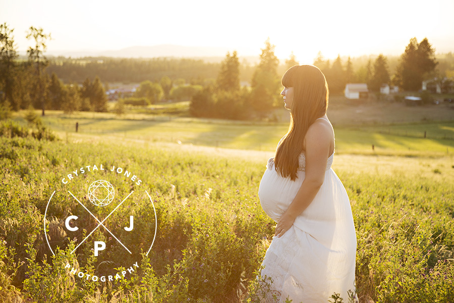 Outdoor Maternity Portraits 047