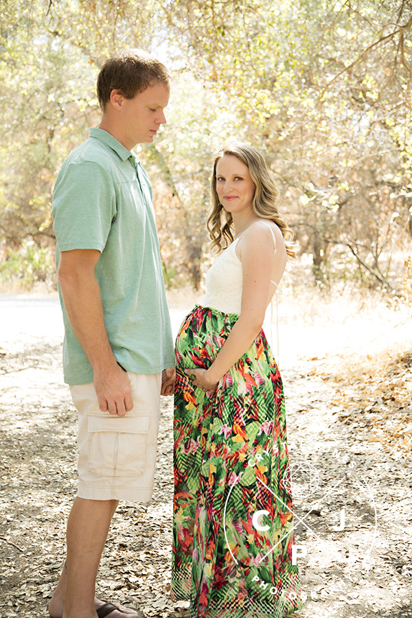 Family and Maternity Photo Sessions Combined in Loomis California