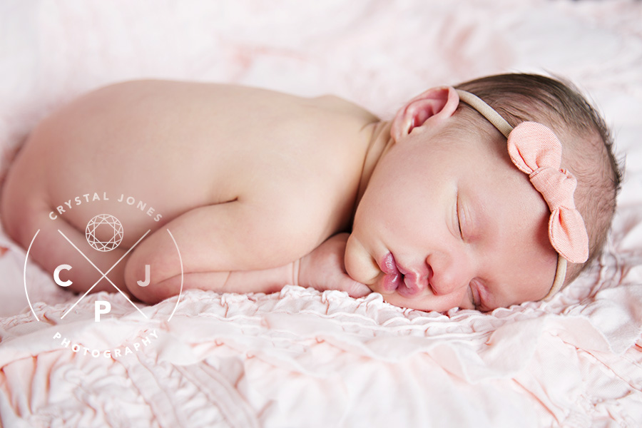 Newborn Photos with the whole family in Roseville CA