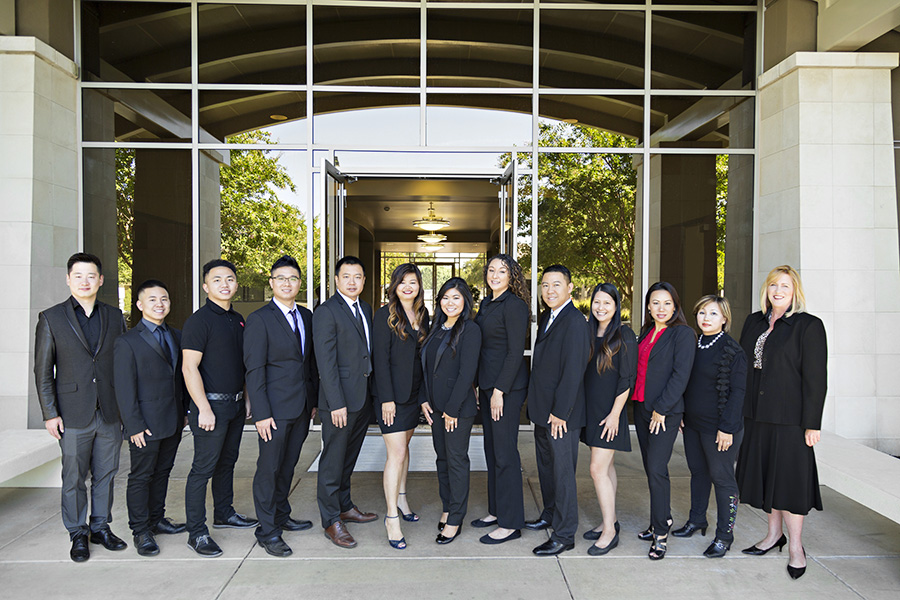 Real Estate Team Photos in Elk Grove CA