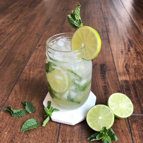 Mojito mocktail recipe