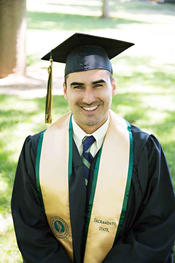 Sac State Grad Photos and Business Headshots