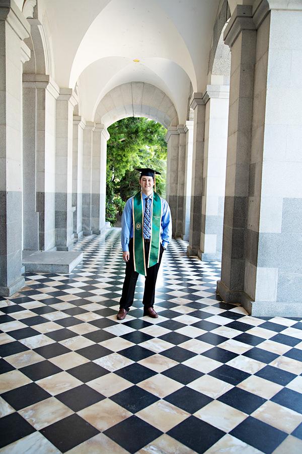 Sac State Graduate at the Capitol