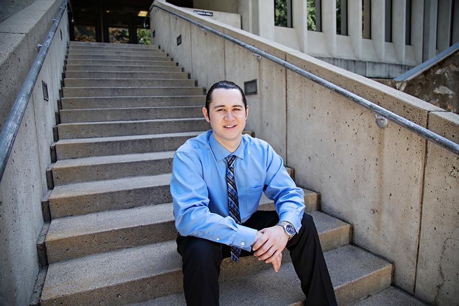 Grad Photos at Sac State